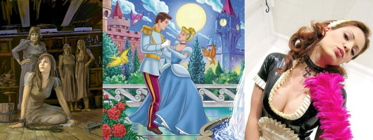 If Prince Charming is marriage-adverse, what is beautiful Cinderella's future after Fairy Godmother exhausts her magic?